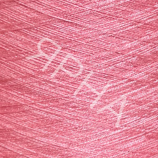 Пряжа на конусах Шелк 100% 2/60 COFIL #    906 [розовый теплый]
