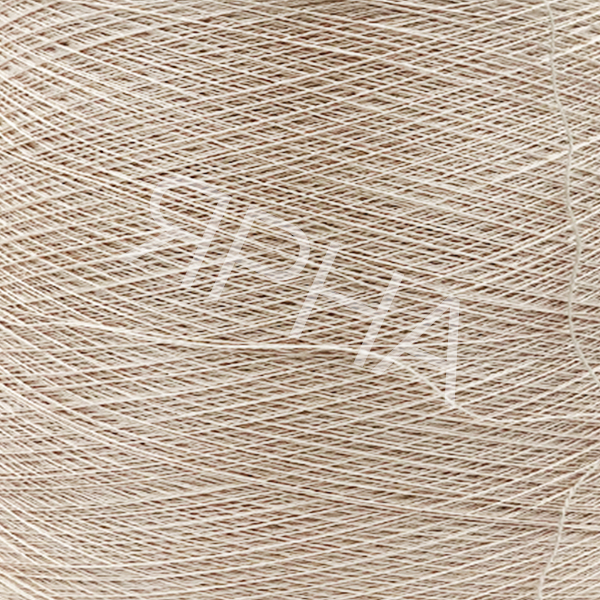 Yarn on cones Silk LORO PIANA 2/50 LORO PIANA #646/1250 [розовый пудровый]
