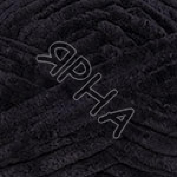 Пряжа Дольче макси YarnArt (РАМ) #    742 [черный]