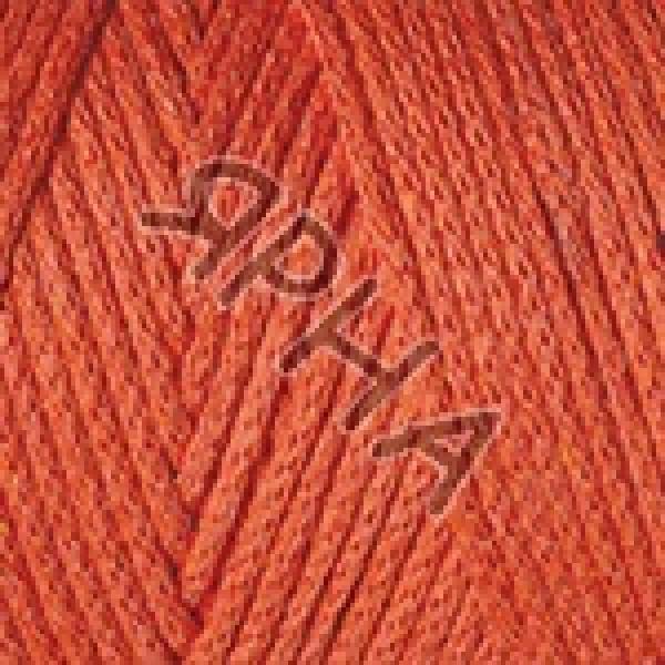Пряжа в мотках Макраме коттон YarnArt (РАМ) #    770 [оранж]