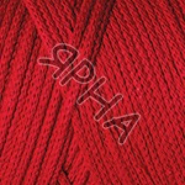 Макраме коттон 773 красный YarnArt (РАМ)