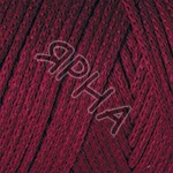Макраме коттон 781 винно-бордовый YarnArt (РАМ)