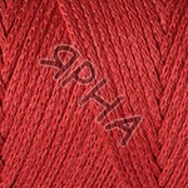 Пряжа в мотках Макраме коттон YarnArt (РАМ) #    785 [терракот]