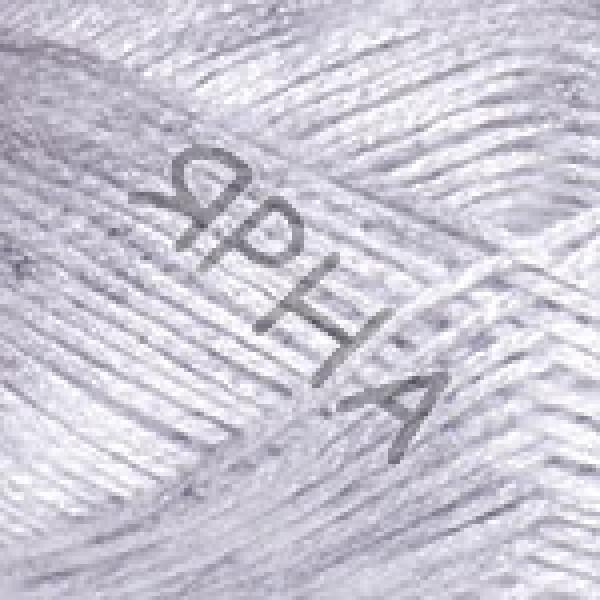 Пряжа в мотках Мелоди YarnArt (РАМ) #    881 [св.серебро]
