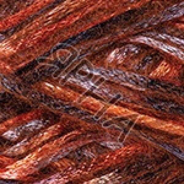 Пряжа в мотках Мелоди YarnArt (РАМ) #    910 [рыжий меланж]