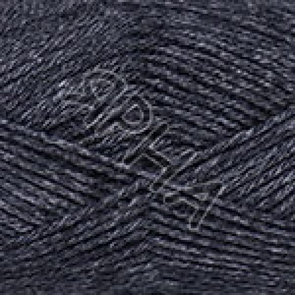 Yarn Силк роял YarnArt (РАМ) #    435 [черный]