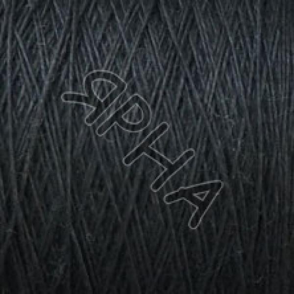Пряжа на конусах Аллюр(Allure) IDUSTRIA ITALIANA FILATI #    111 [черный]