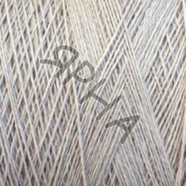 Пряжа на конусах Меринос Super Soft 2/15 NEW MILL # 129410 [св серый]