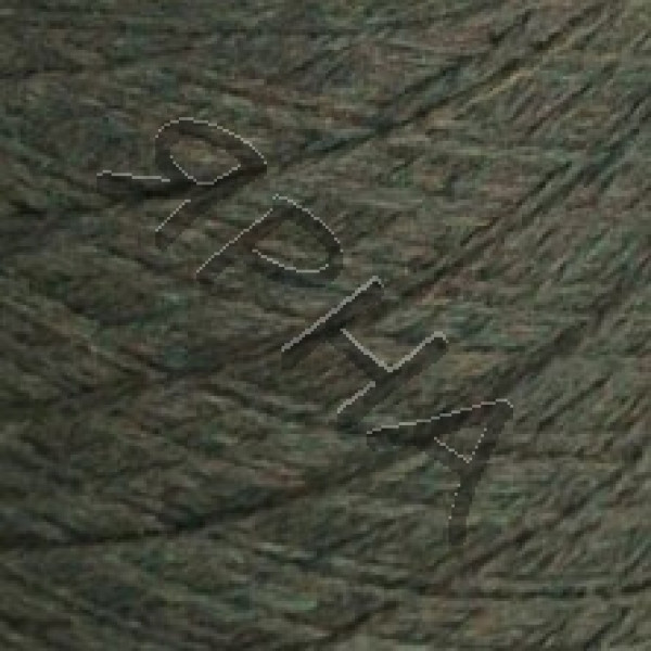 Yarn on cones Merino 100% 2/15 Extrageelong Zegna BARUFFA # 841740 [хаки креатив]