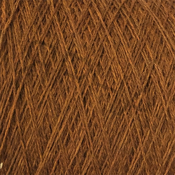 Yarn on cones Меринос 100% 2/15 экстраджилонг Zegna BARUFFA # 711781 [глина]