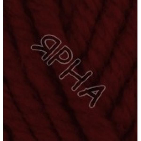 Пряжа Суперлана мегафил (MEGAFIL) Alize (Ализе) #     57 [красный]