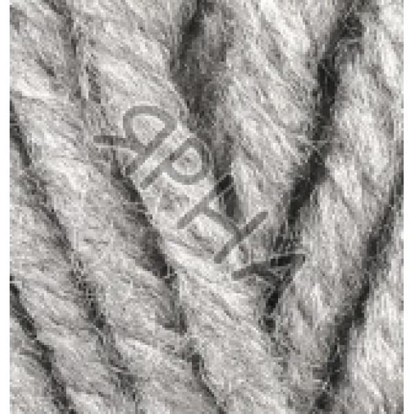 Пряжа Суперлана мегафил (MEGAFIL) Alize (Ализе) #     21 [серый меланж]