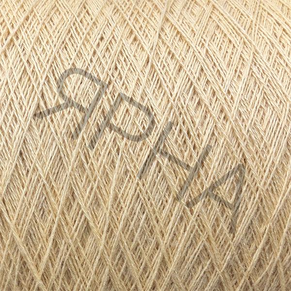 Пряжа на конусах Кашсеталана конус BIAGIOLI MODESTO #    276 [молод кукуруза]