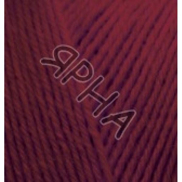 Пряжа Суперваш 100 Alize (Ализе) #     57 [красный]
