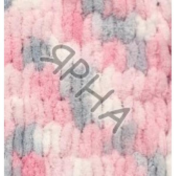 Пряжа в мотках Пуффи колор Ализе Alize (Ализе) #   5864 []