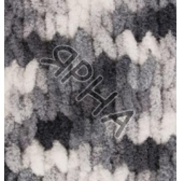 Пряжа в мотках Пуффи колор Ализе Alize (Ализе) #   5925 []