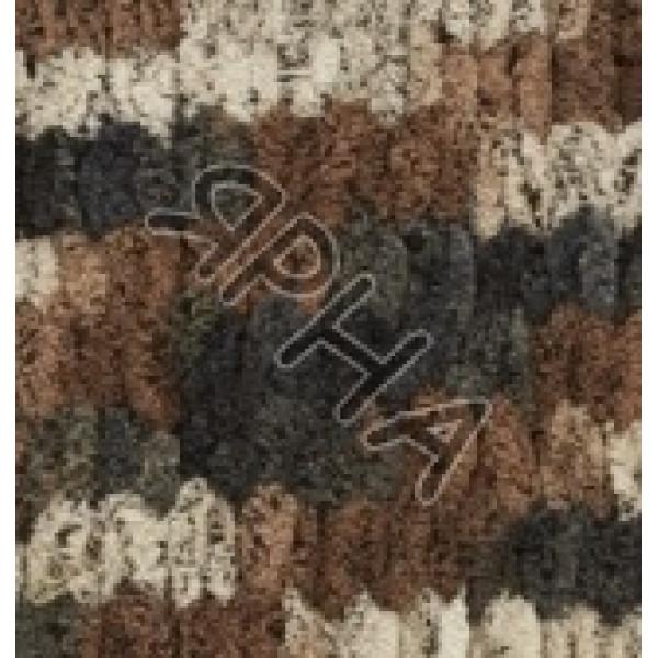 Пряжа в мотках Пуффи колор Ализе Alize (Ализе) #   6083 []