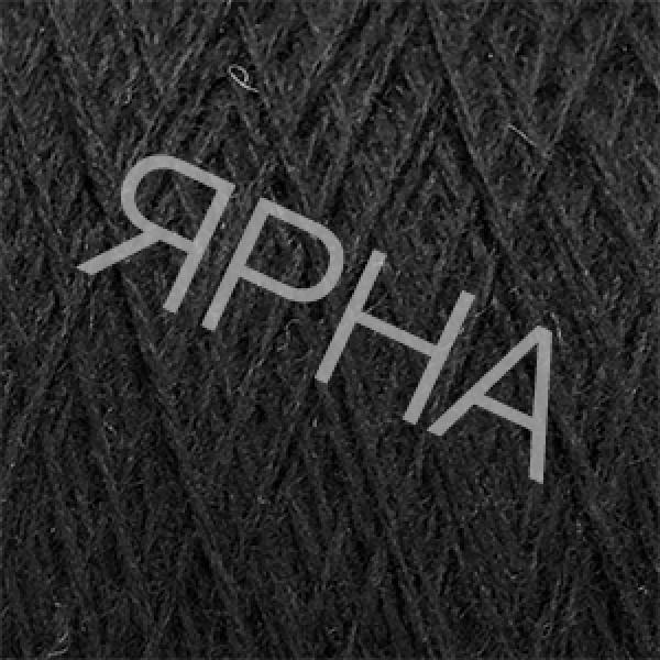 Кашемир 30% Sauvage/Саваж 8010 черный Лоро Пиана