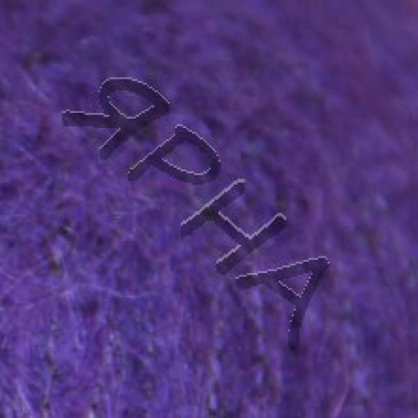 Кид эластан Visone (Визоне) 201 т.лиловый LINEA PIU