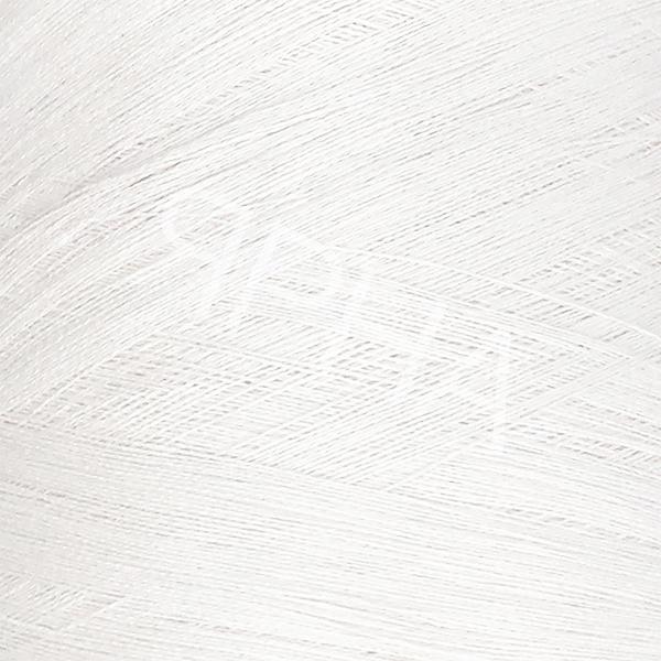 Yarn on cones Flanella 2/30 CARIAGGI # 707941 [снег]