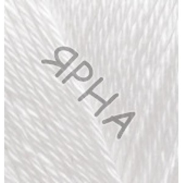 Yarn Дива плюс Alize (Ализе) #   1055 [снег]