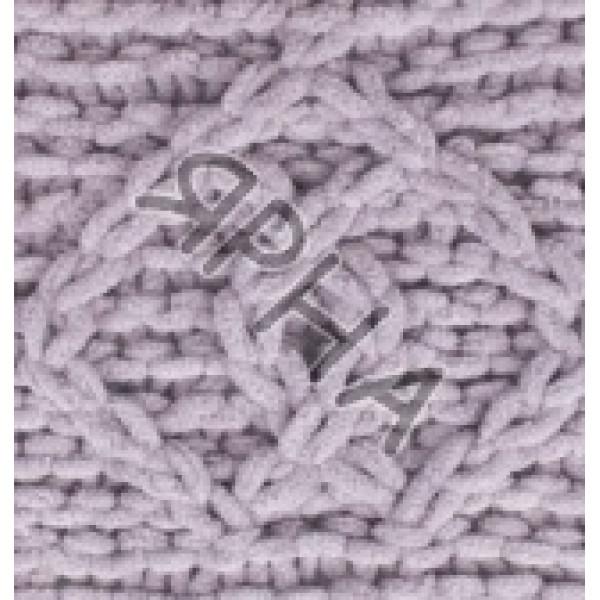 Пряжа в мотках Пуффи файн Alize (Ализе) #    268 [сталь]
