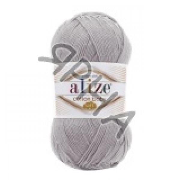 Yarn Котон беби софт Alize (Ализе) #    200 [серый]