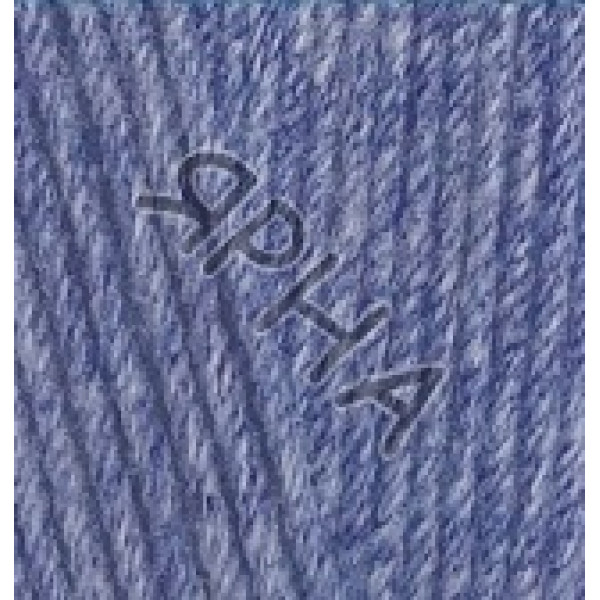 Yarn Лана котон Alize (Ализе) #    374 [голубой меланж]