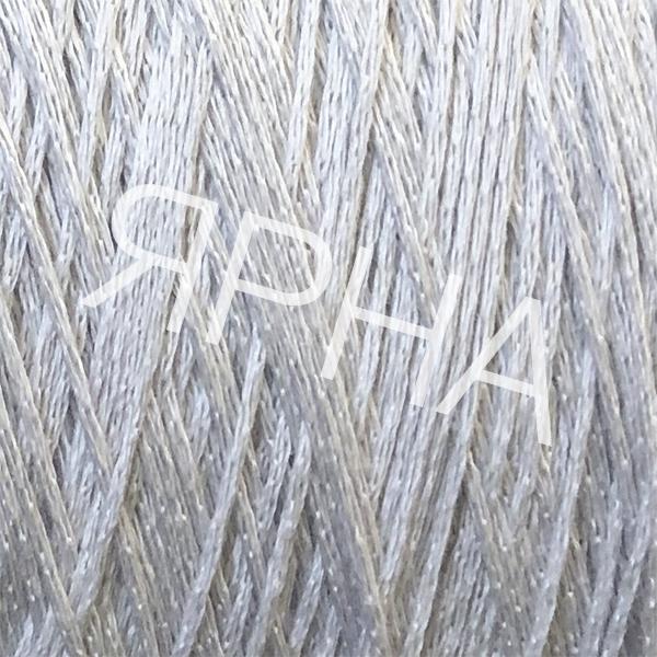 Yarn on cones Silk 100% 5000 НASEGAWA #      2 [св серый]