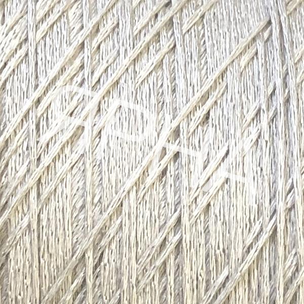 Yarn on cones Silk 100% 5000 НASEGAWA #      8 [беж]