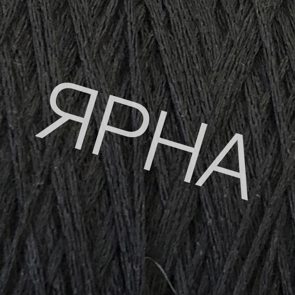 Yarn on cones Silk 100% 5000 НASEGAWA #     18 [черный]