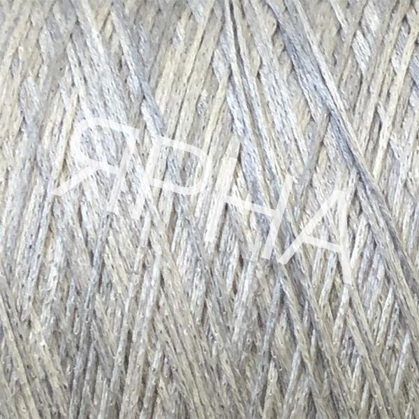 Yarn on cones Silk 100% 5000 НASEGAWA #     41 [серый]