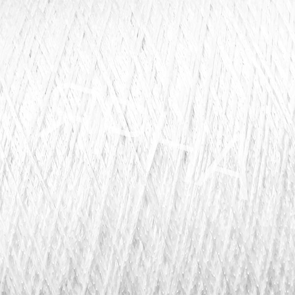 Yarn on cones Silk 100% 5000 НASEGAWA #     51 [снег]