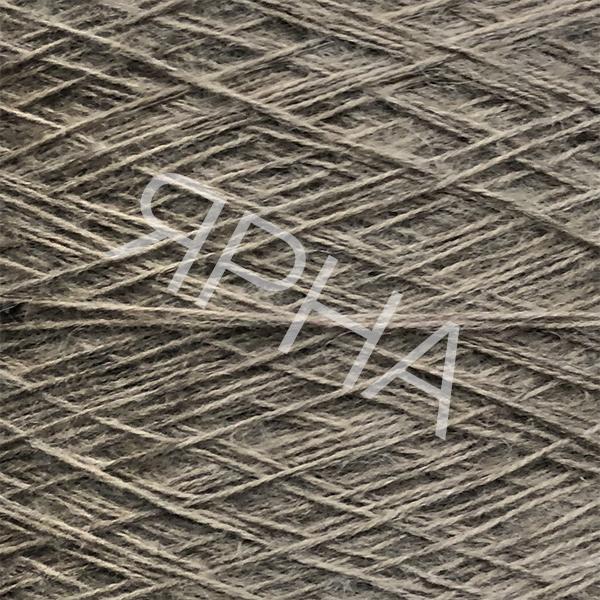 Yarn on cones Беби альпака конус PECCI FILATI #   2014 [серо-бежевый]