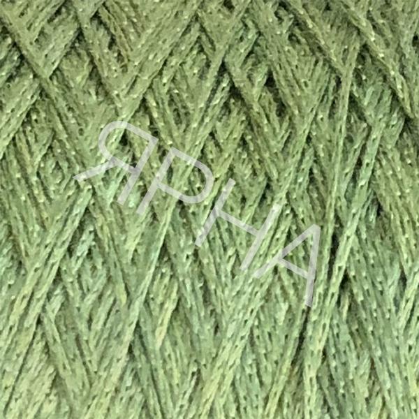 Yarn on cones Шелк конус кабле 6000 НASEGAWA #      3 [травяной]