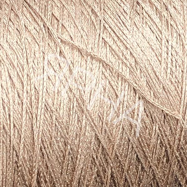 Yarn on cones Шелк конус кабле 6000 НASEGAWA #      4 [бронза]
