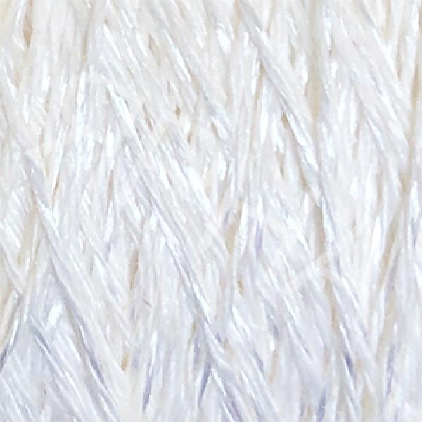 Пряжа на конусах Лен 70% конус Botto Giuseppe #   7849 [белый]