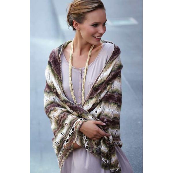 Angora gold batik