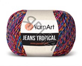 Джинс тропикал YarnArt