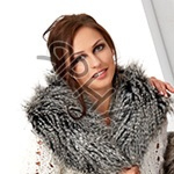 Fur-collar \ shawl \