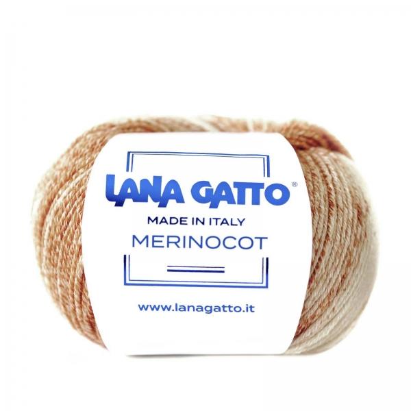 Меринокот принт/Merinocot printed