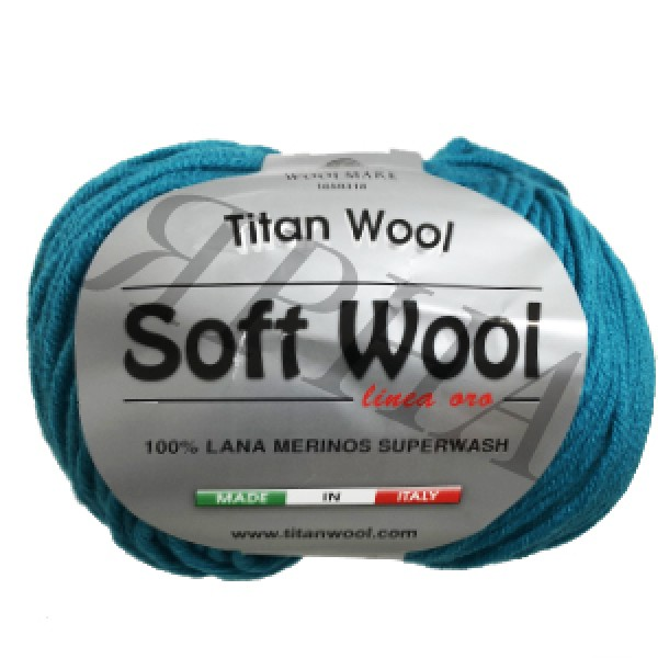Soft wool